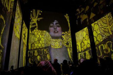 A digital exhibition